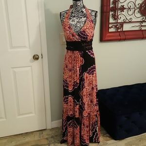 Bisou Bisou maxi dress